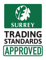 Areas covered by Boiler specialists Surrey Trading Standards Approved