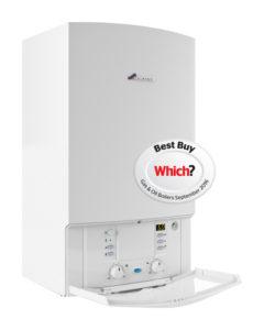 Worcester Bosch replacement boiler